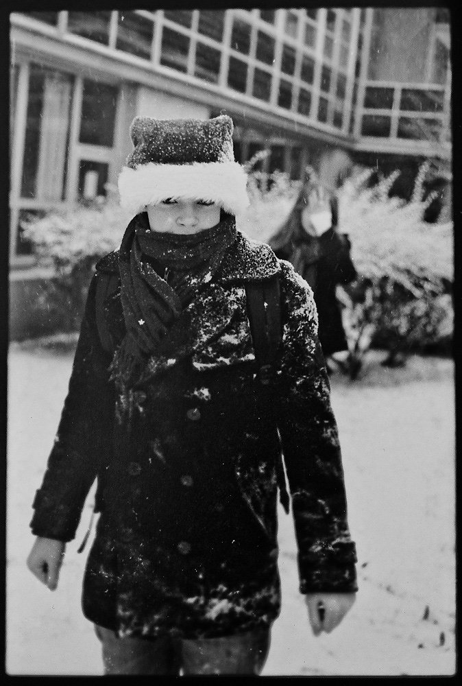 L'homme des neiges